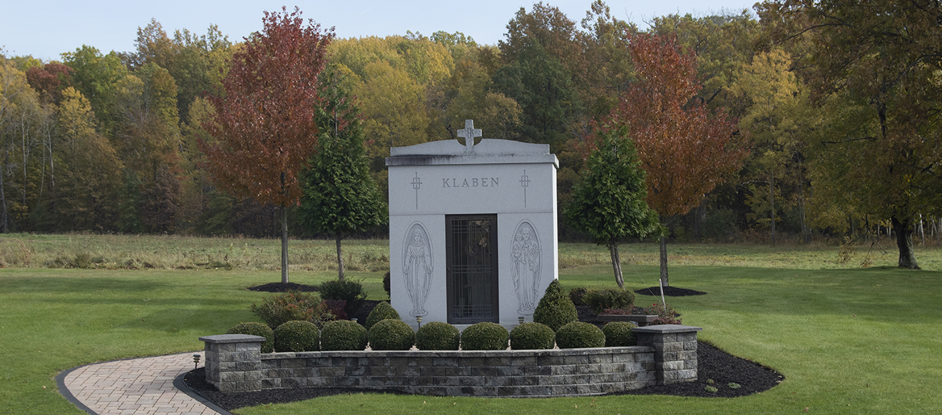 Family Mausoleum at All Saints