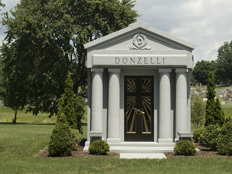 H C A Family Mausoleum